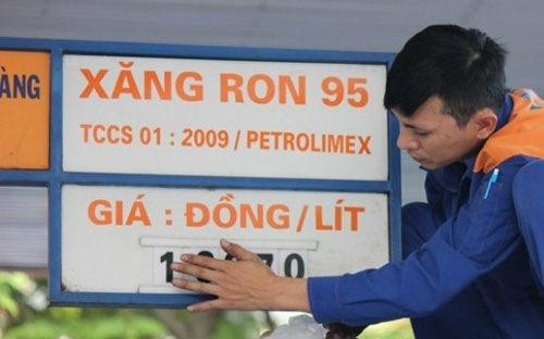 Xăng RON 95 - III